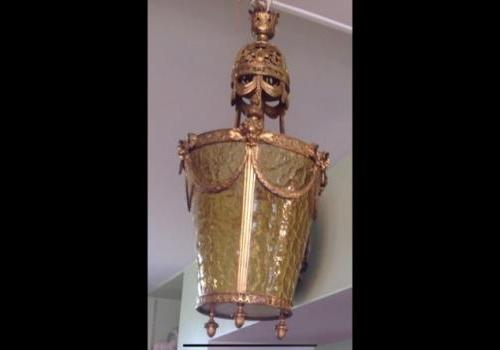 Ancienne lanterne de vestibule