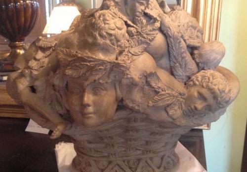 Sculpture de ROUX